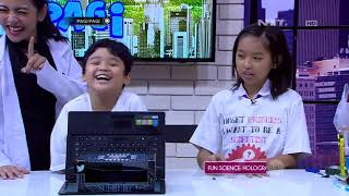 Video Fun Science - Hesti Kebingungan Lihat Engineering Cilik Membalikkan Laptop download MP3, 3GP, MP4, WEBM, AVI, FLV Oktober 2018