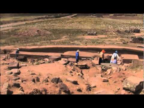 Puma punku: Recent Excavations and Evidence Of Ancient Explosion