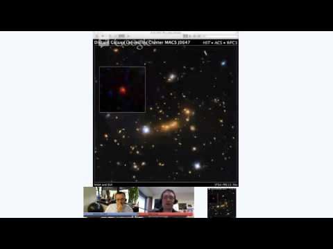 Space Fan Hangout #4: CLASH Finds the Most Distant Galaxy