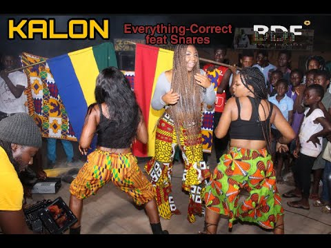 Download KALON_Everything-Correct Feat Snares (Behind The Scenes). #Kalon #EverythingCorrect #BTS #Afrobeat.