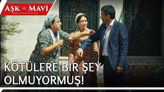 Aşk ve Mavi 33.Bölüm (Yeni Sezon) - Birgül ve Hasibe, Cemal'in yaşadığını öğreniyor!