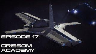 Modded Mass Effect 3 Ep 17:  GRISSOM ACADEMY