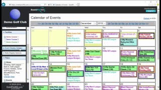 EventPro360 Five Minute Tour - Event Management Software System for Golf, Banquet, Catering
