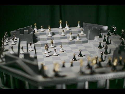 Chess online: Sai lầm bước ngoặt - Lập tức chịu thua