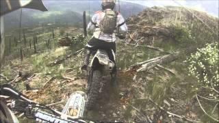 Dirt biking Silver Creek Salmon arm, BC