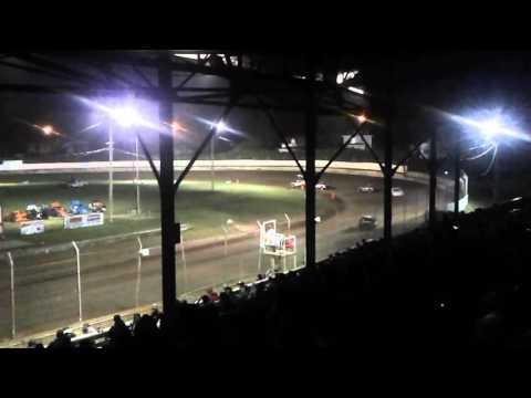Upper Iowa Speedway Hobby Stocks 5/7/16