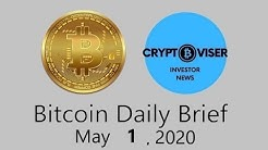 Bitcoin Daily & 10,000 SUBSCRIBERS Giveaway - May 1, 2020