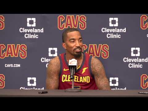 J.R. Smith jokes that LeBron