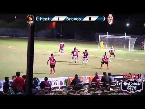 Laredo Heat vs Bravos copa LareDos
