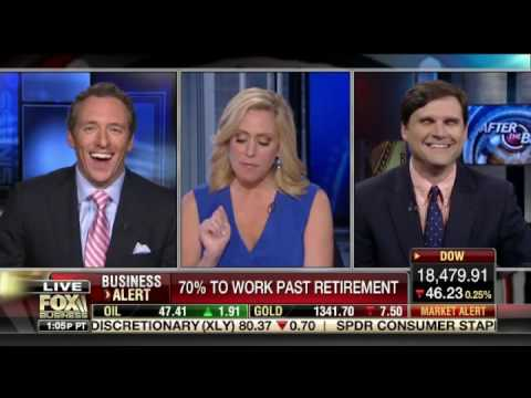 Scott Martin   Fox Business News 9 8 2106 After the Bell