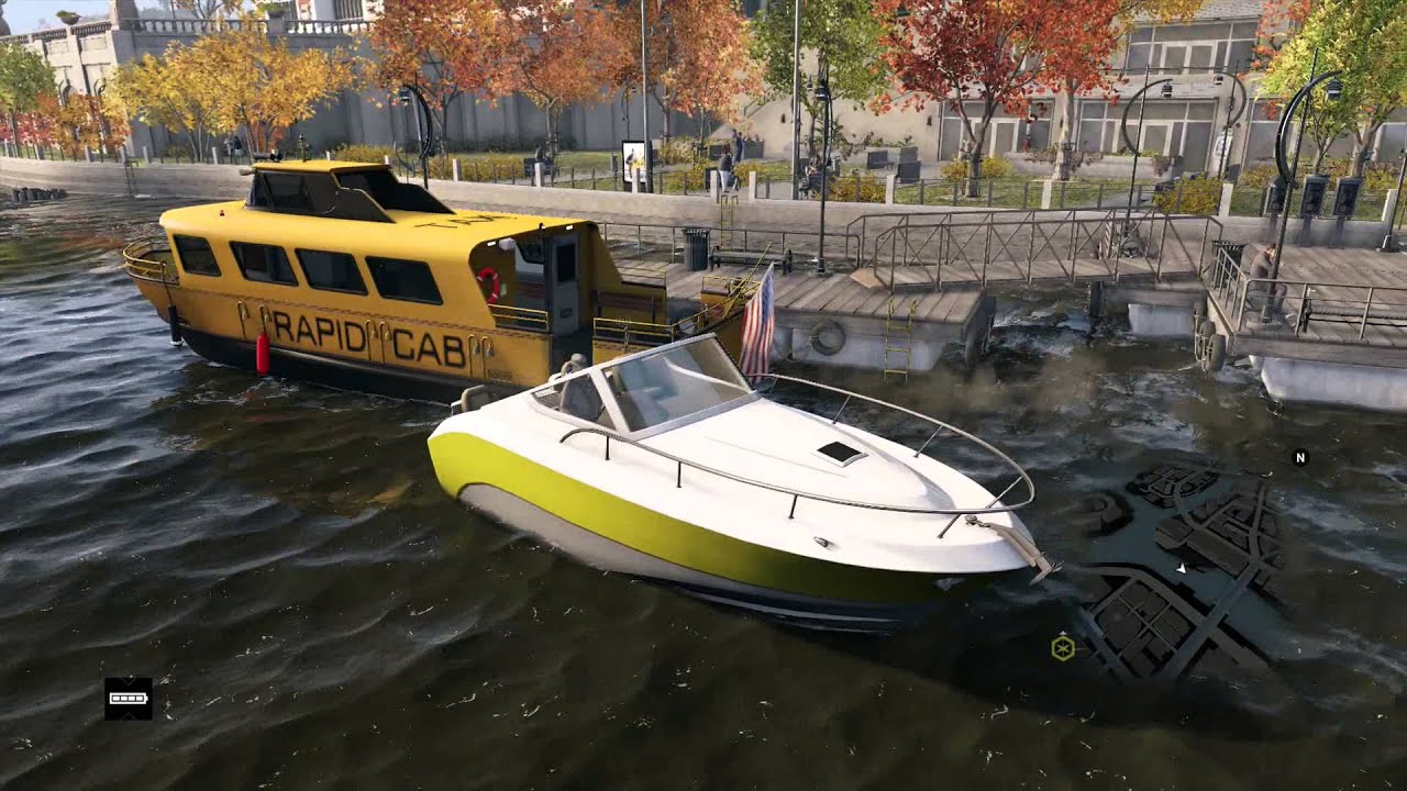 how to buy a boat in watch dogs 2
