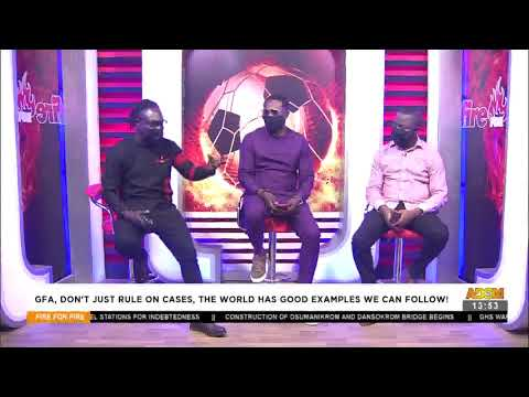 Commentary Position-  Fire 4 Fire on Adom TV  (20-5-21)