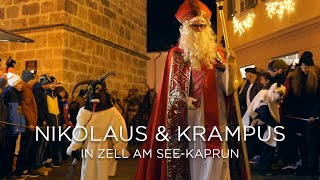 Nikolaus & Krampus in Zell am See-Kaprun
