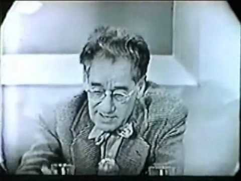 George S. Kaufman  A Rare Glimpse  Part 2