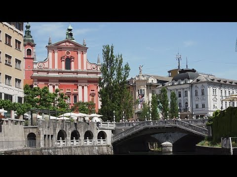 Traveldudes explores the city of Ljubljana