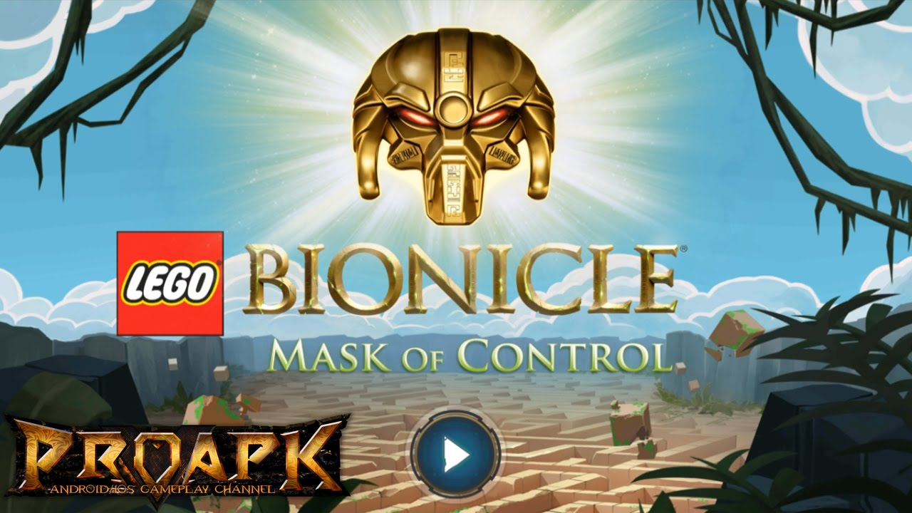 Lego Bionicle 2 Mask Of Control Gameplay Ios Android Youtube