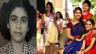 Nandhini Serial Actress Janaki ( Malavika Wales ) Biography | Friends and Family Photos |