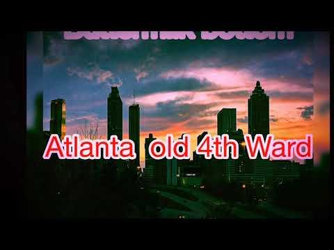 "Atlanta Neighborhood ""Buttermilk Bottom"" Old 4th Ward"