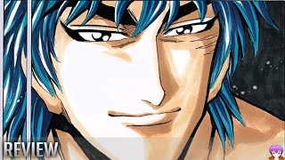 Toriko Chapter 396 Manga Review - The Final Farewell
