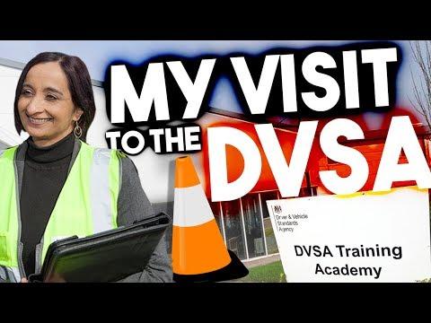 Becoming a Driving Examiner - DVSA Cardington Training Facility VLOG