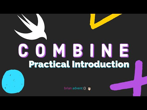 iOS 13 Swift Tutorial: Combine Framework - A Practical Introduction with UIKit thumbnail