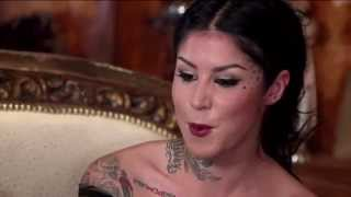 Kat Von D Shows You How to Contour a Heart Shaped Face Using Everlasting Bronzer and Blush Thumbnail