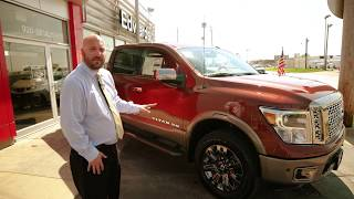 Tour of the 2018 Nissan Titan Platinum Reserve