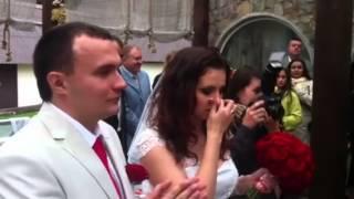 Свадьба русского и бульбашечки