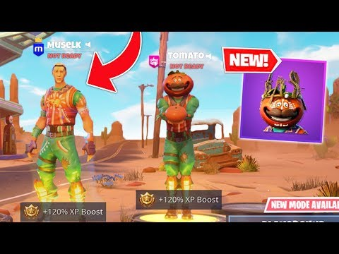 Tomato Mans REAL FACE *REVEALED* (Glitch)