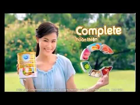 Quảng cáo sữa có gái Hà Lan 2014 Complete