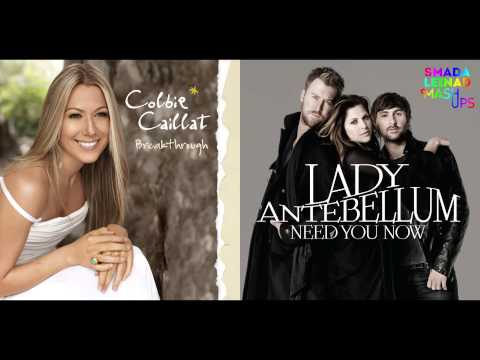 Colbie Caillat vs. Lady Antebellum - Fallin' For You Now