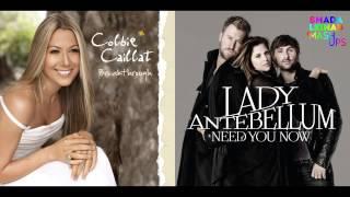 Colbie Caillat vs. Lady Antebellum - Fallin