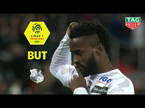 But Steven MENDOZA (70') / Paris Saint-Germain - Amiens SC (4-1)  (PARIS-ASC)/ 2019-20