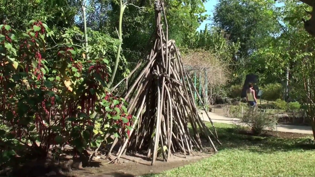 2015 09 01 La Reunion L Hermitage Jardin D Eden Youtube