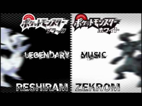Pokemon Black and White Legendary Battle Music (Fanmade)