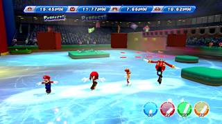 Mario and Sonic at the Sochi 2014 Olympic Winter Games - Part 19: Mario