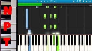 Little Mix - Love Me Or Leave Me Piano Tutorial - How to play - Instrumental - Karaoke Version