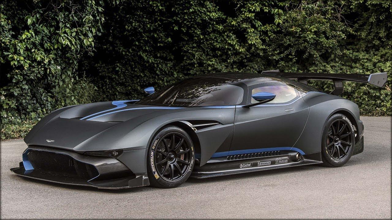 Aston Martin Vulcan Price Of 3 4 Million Youtube