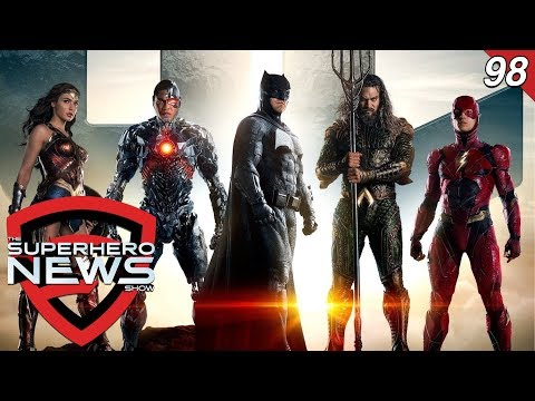Superhero News #98: The Future of DC Films Continuity