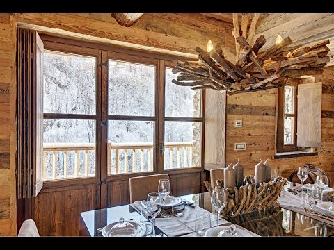 Dise o de interiores r stico youtube - Casas rusticas decoracion interiores ...