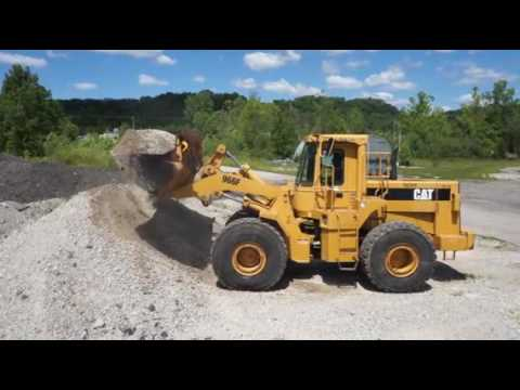 1992 CATERPILLAR 966F For Sale