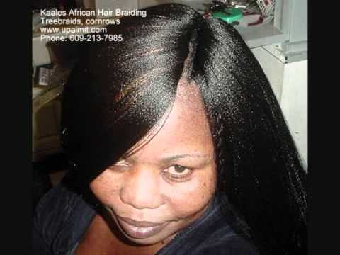 Crochet Braids Using Kanekalon Hair : ... - BUY Xpression Braiding Hair, Kanekalon or Synthetic - YouTube