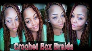 diy crochet box braids freetress box braids tutorial