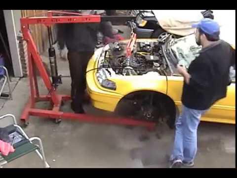 Engine Time Lapse