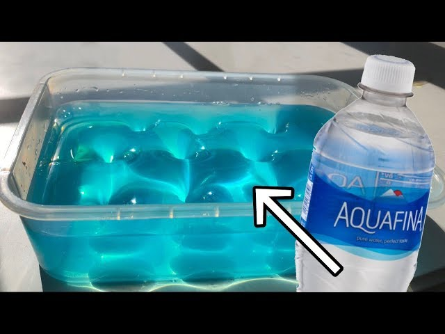 WATER SLIME! 💧Testing NO GLUE Water Slimes! (WITHOUT GLUE OR BORAX)