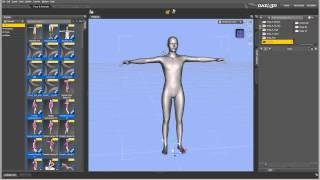 daz studio tutorials posing and animate content part 8 of 16