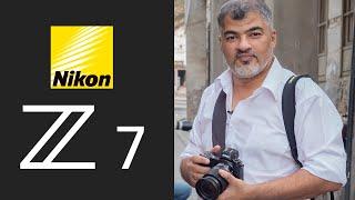 رأي المصور الاستاذ سعيد العلوي في كاميرا نيكون Z7