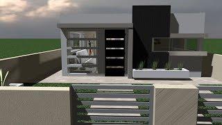 Casa 6 X 10 mts / House 6 x 10 mts