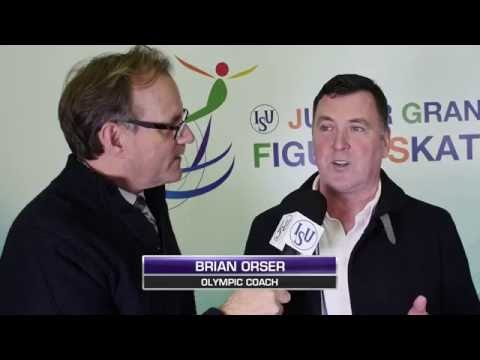 Brian Orser Discusses Jun Hwan Cha's Free Skate and Future