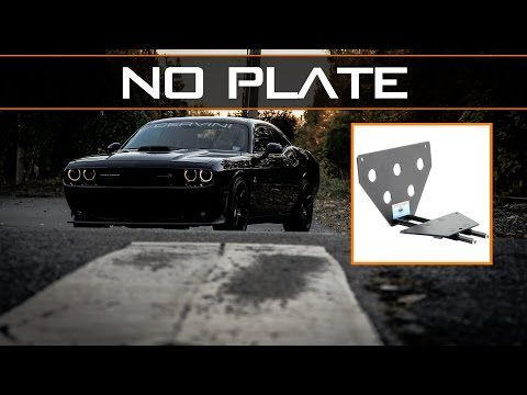 Sto-N-Sho License Plate Holder Review